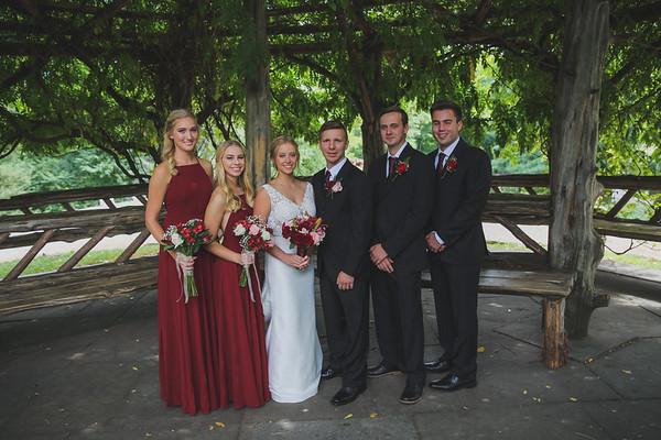 Central Park Wedding - Ben & Samantha-153