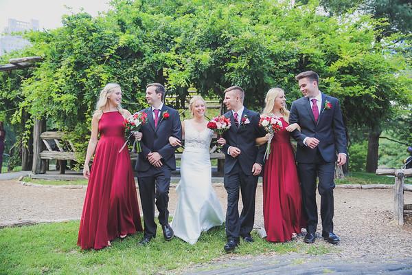 Central Park Wedding - Ben & Samantha-229