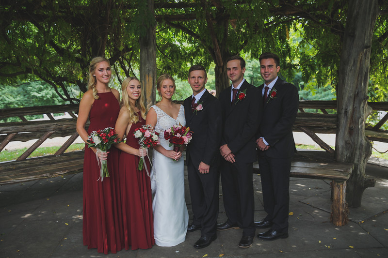 Central Park Wedding - Ben & Samantha-155