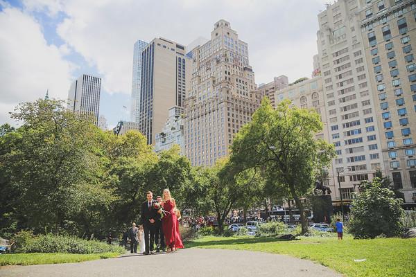 Central Park Wedding - Ben & Samantha-25