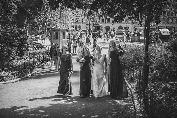 Central Park Wedding - Ben & Samantha-22