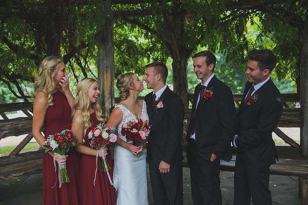Central Park Wedding - Ben & Samantha-161