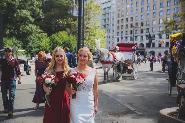 Central Park Wedding - Ben & Samantha-19