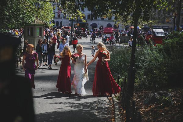 Central Park Wedding - Ben & Samantha-20