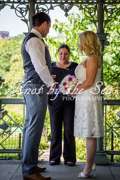 Central Park Wedding - Carrie & Ryan-7
