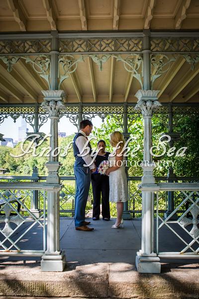 Central Park Wedding - Carrie & Ryan-5