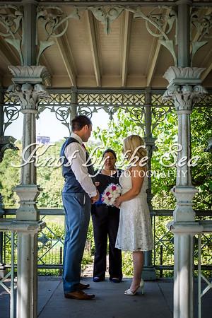 Central Park Wedding - Carrie & Ryan-6
