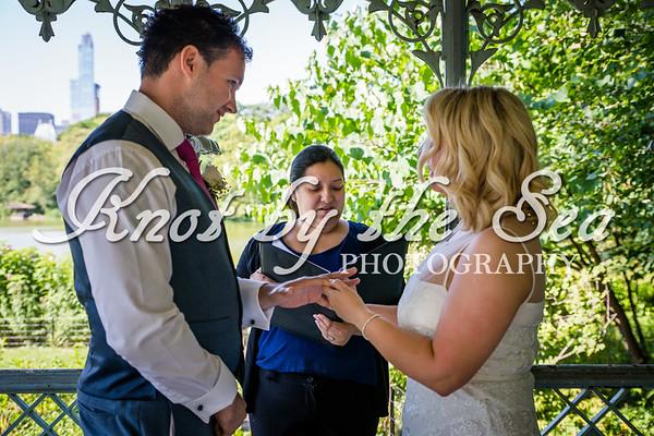 Central Park Wedding - Carrie & Ryan-19
