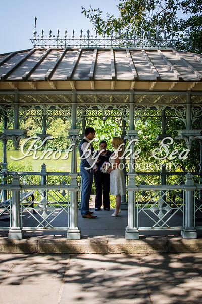 Central Park Wedding - Carrie & Ryan-2
