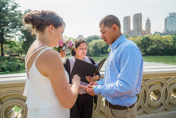 Central Park Wedding - Casey & Javier-14