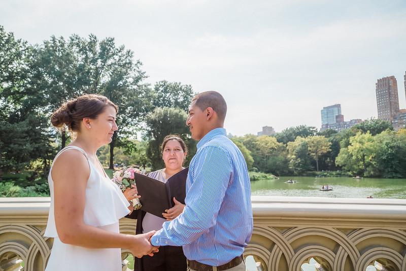 Central Park Wedding - Casey & Javier-15