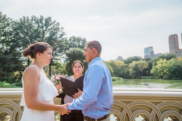 Central Park Wedding - Casey & Javier-15