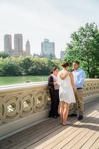 Central Park Wedding - Casey & Javier-1