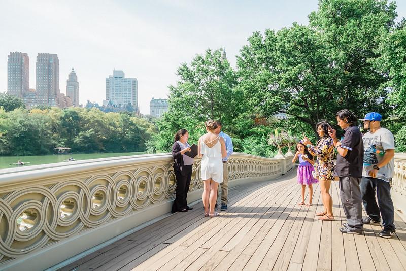 Central Park Wedding - Casey & Javier-13
