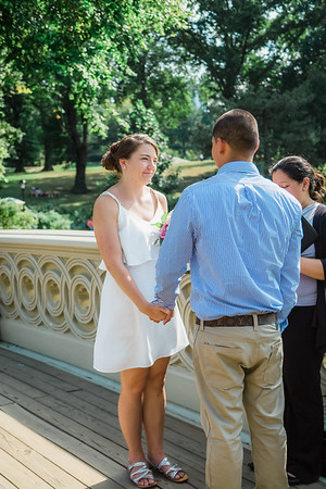 Central Park Wedding - Casey & Javier-2