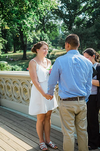 Central Park Wedding - Casey & Javier-2