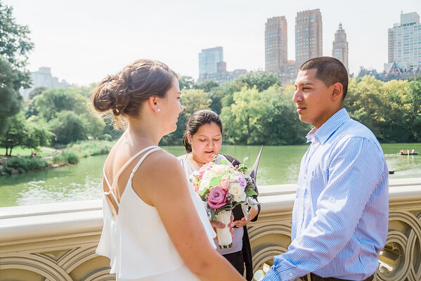 Central Park Wedding - Casey & Javier-7