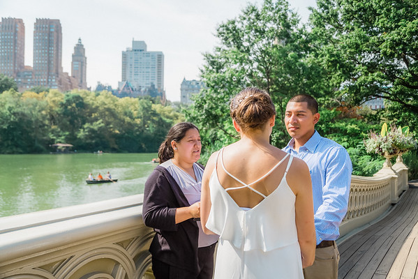 Central Park Wedding - Casey & Javier-12