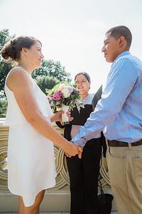 Central Park Wedding - Casey & Javier-5