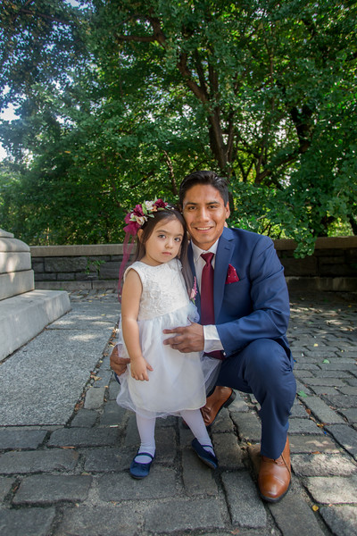 Central Park Wedding - Cati & Christian (2)