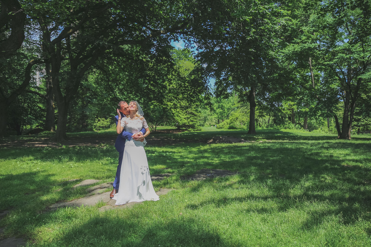 Central Park Wedding - Charlotte & Nathan-170