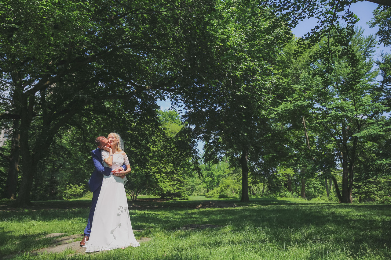 Central Park Wedding - Charlotte & Nathan-173