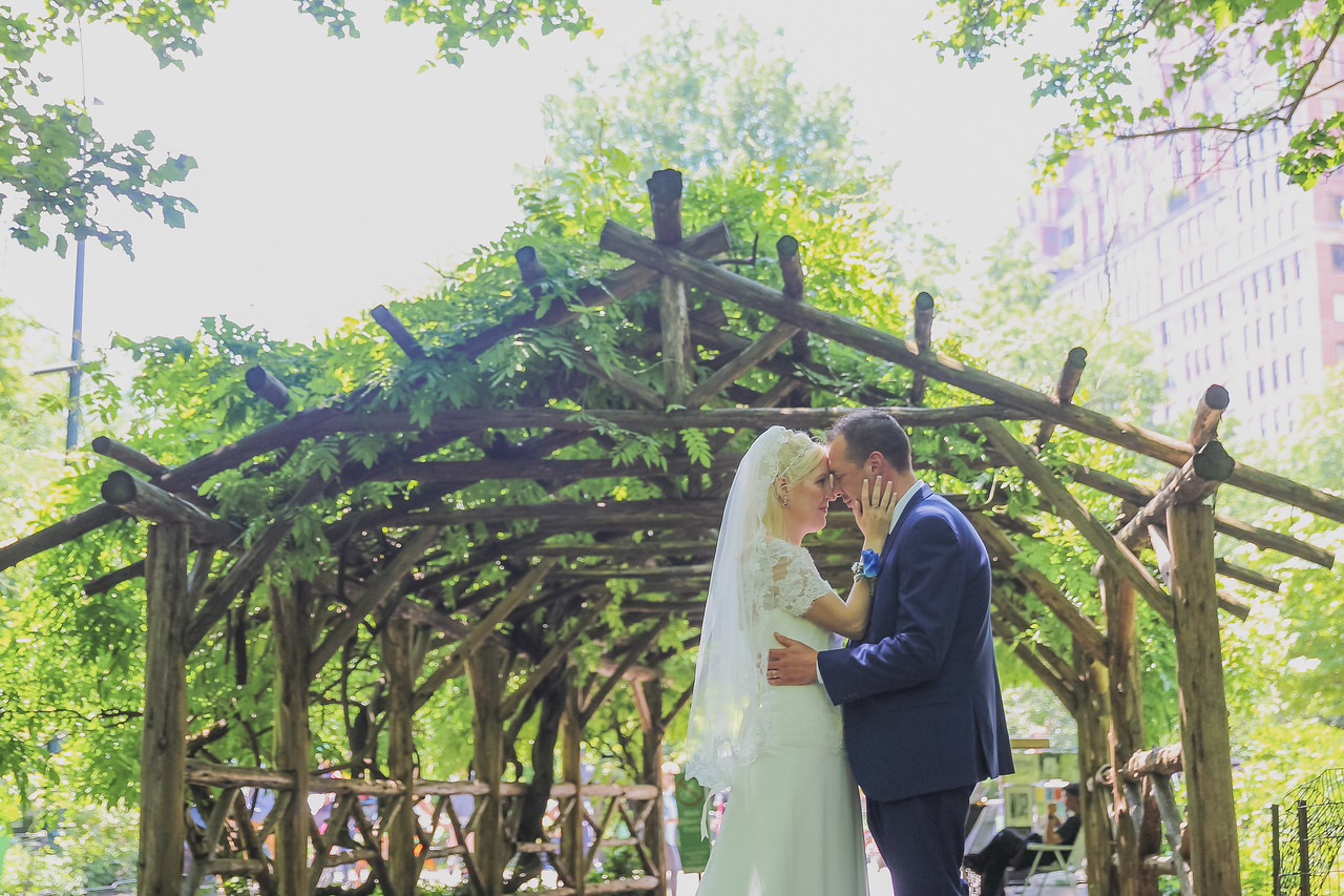 Central Park Wedding - Charlotte & Nathan-183