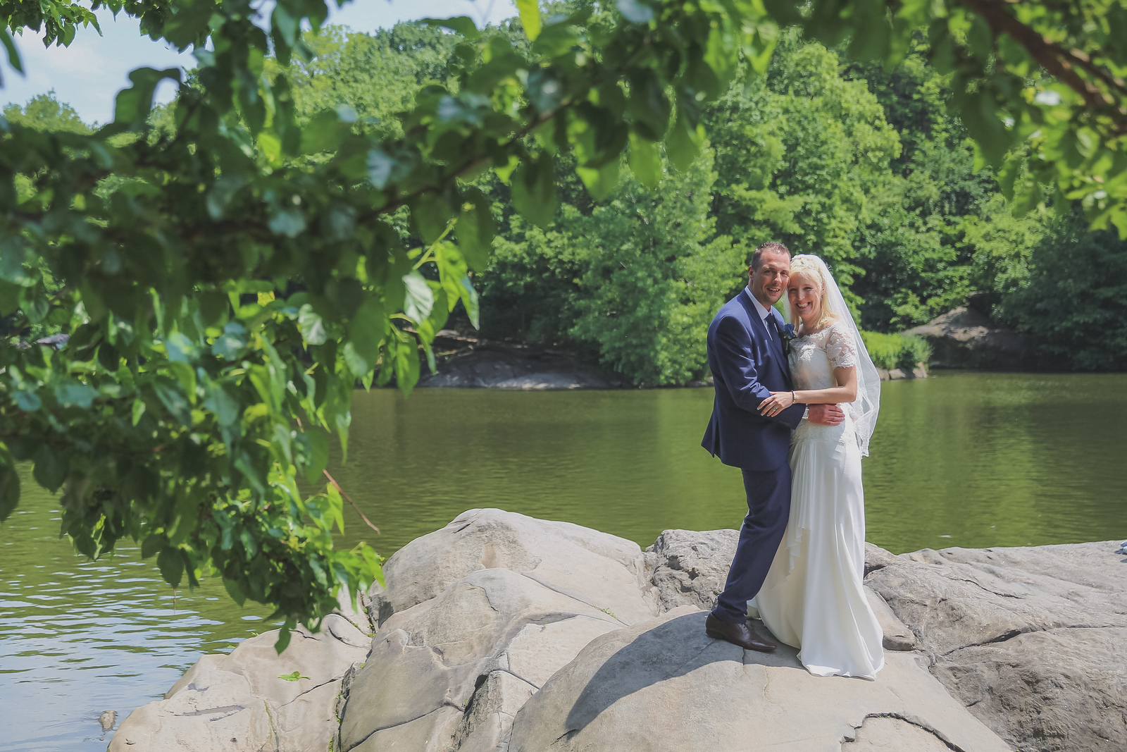 Central Park Wedding - Charlotte & Nathan-112