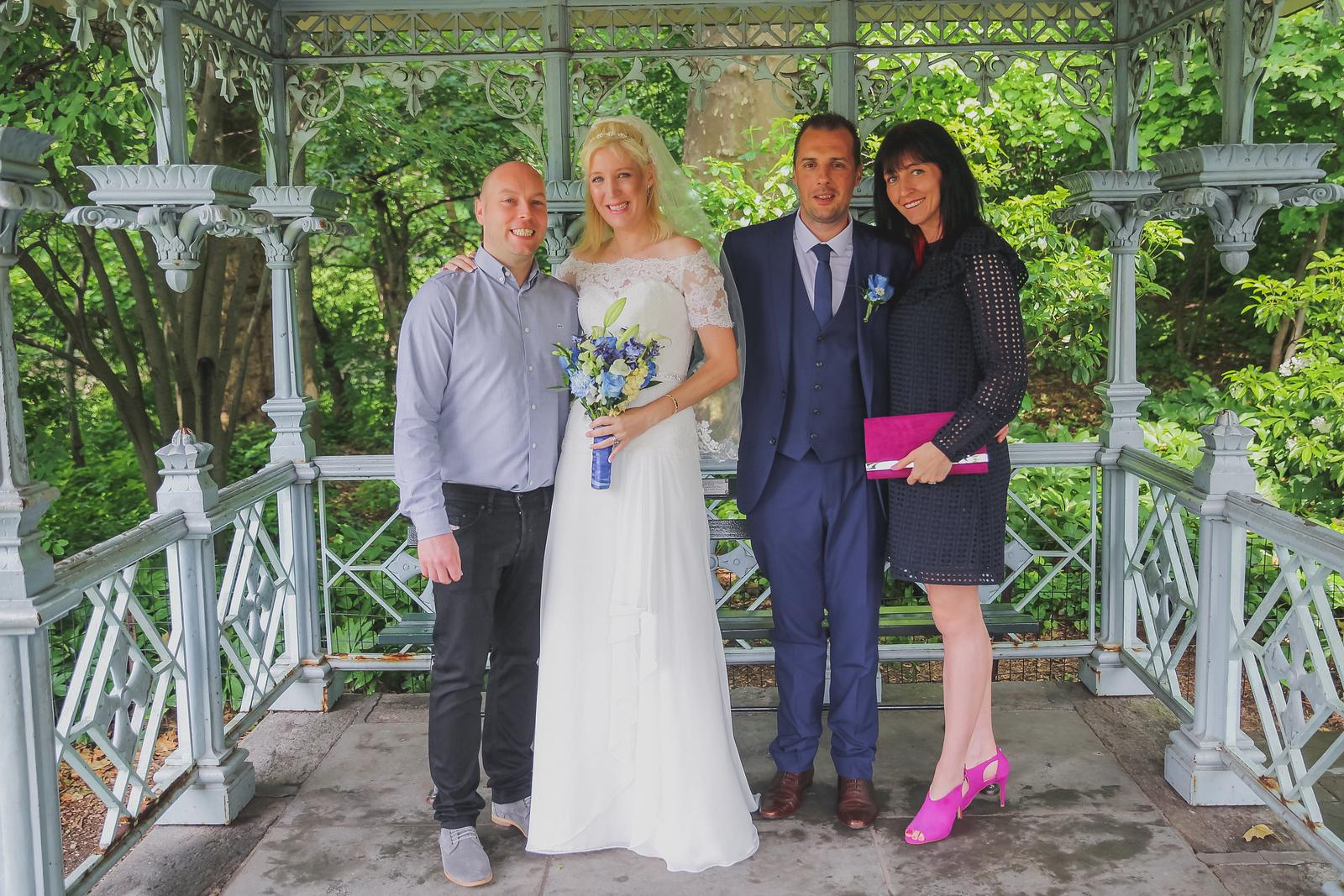 Central Park Wedding - Charlotte & Nathan-58