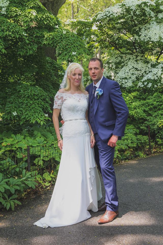 Central Park Wedding - Charlotte & Nathan-139
