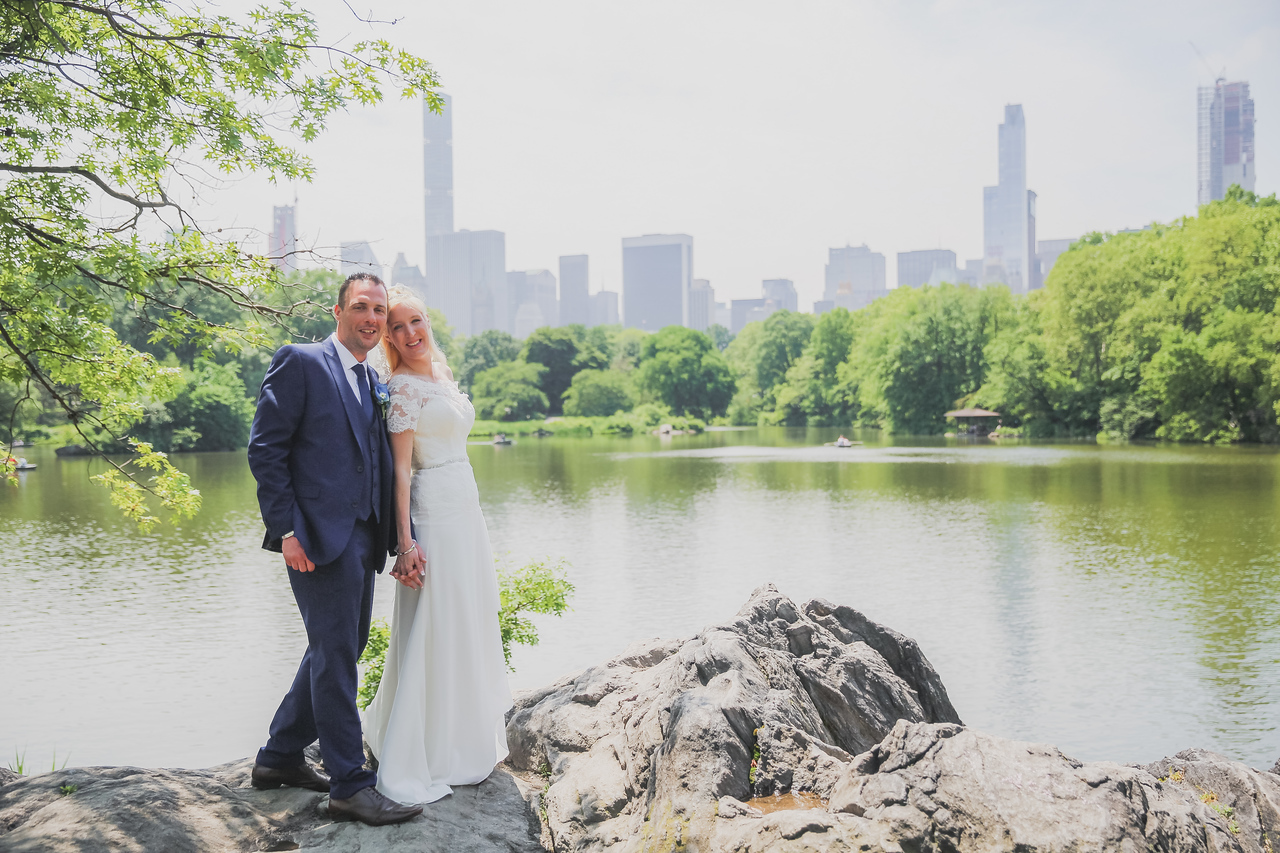 Central Park Wedding - Charlotte & Nathan-127