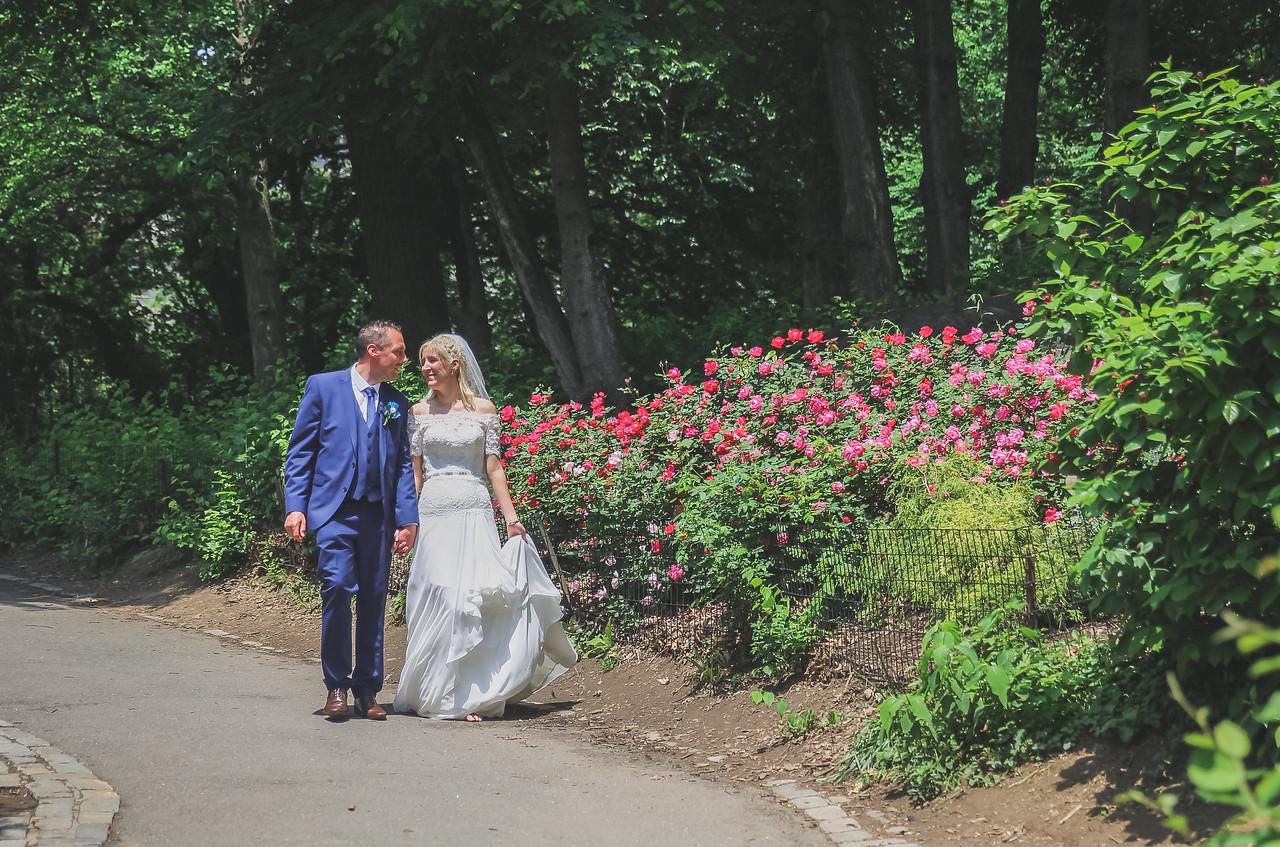 Central Park Wedding - Charlotte & Nathan-167