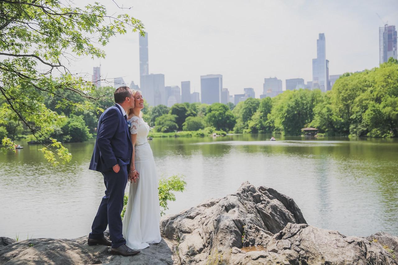 Central Park Wedding - Charlotte & Nathan-126