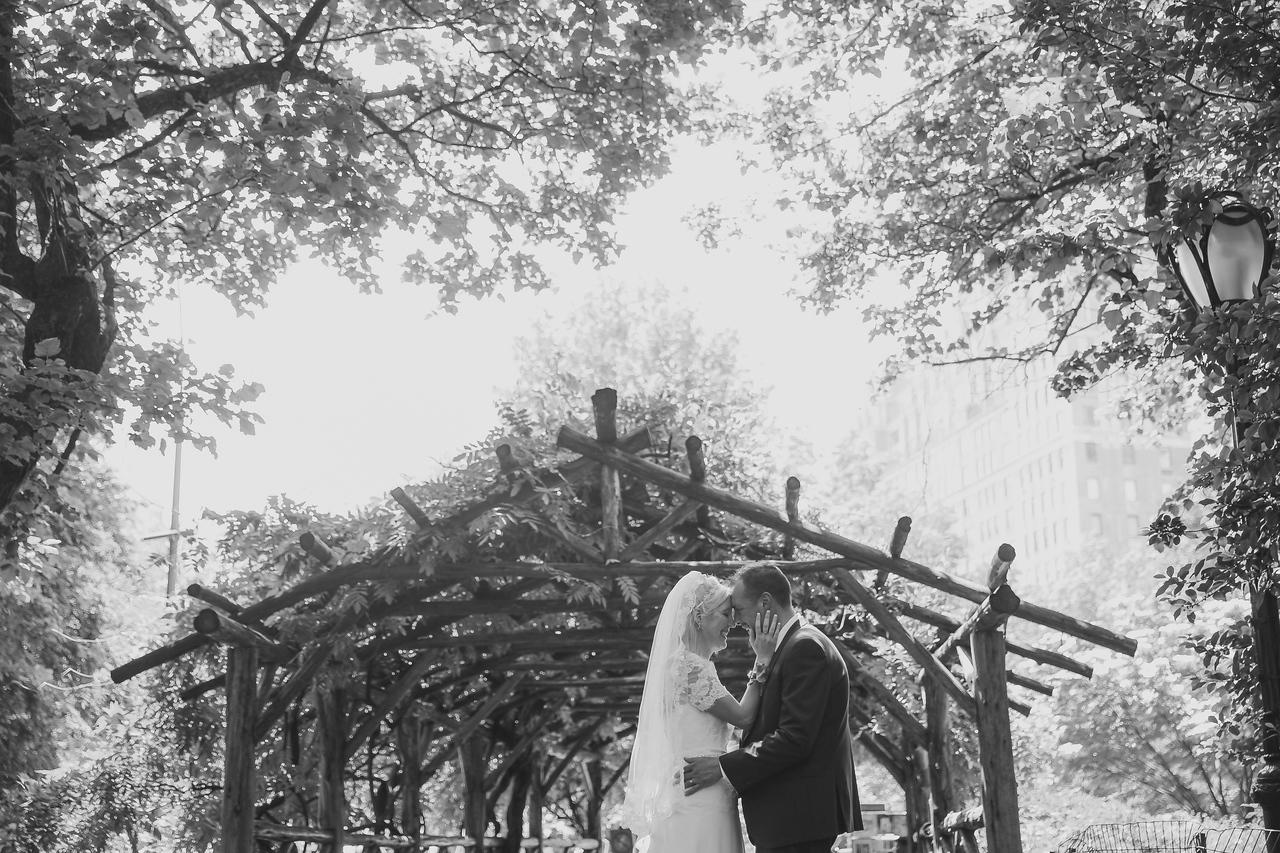 Central Park Wedding - Charlotte & Nathan-184