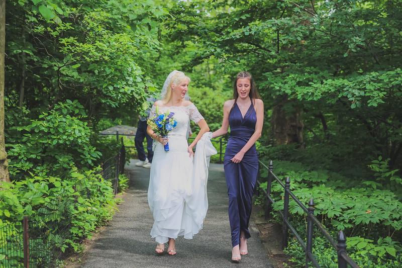Central Park Wedding - Charlotte & Nathan-4