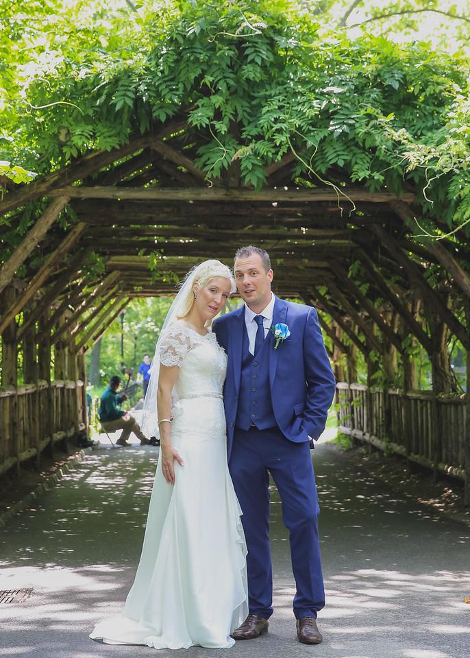 Central Park Wedding - Charlotte & Nathan-148