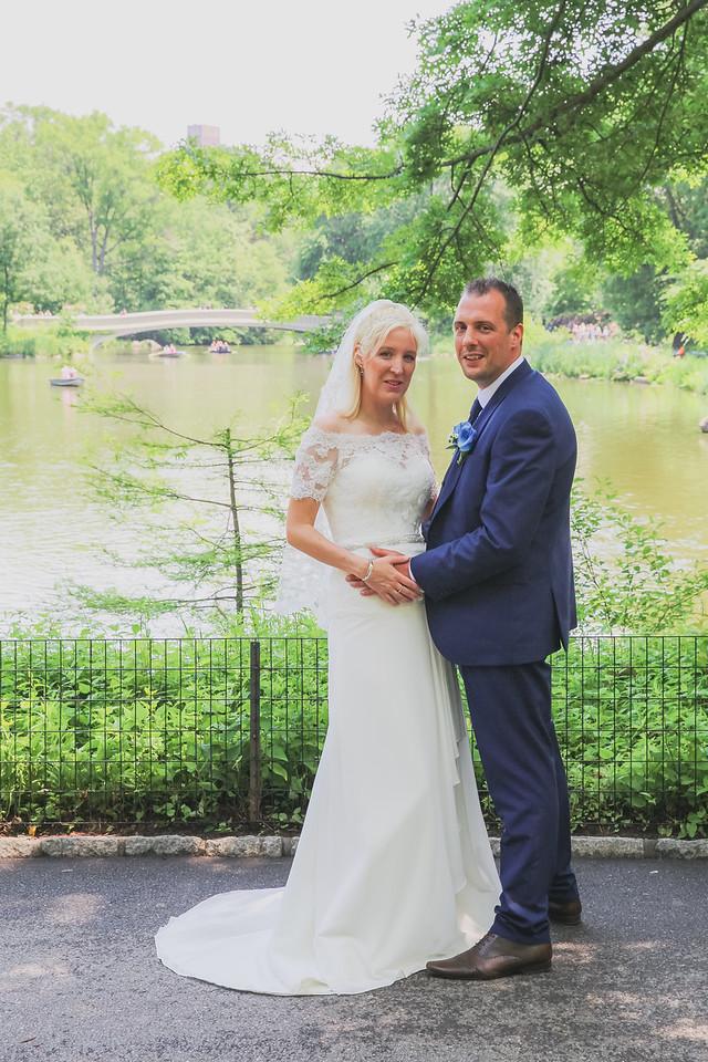 Central Park Wedding - Charlotte & Nathan-162