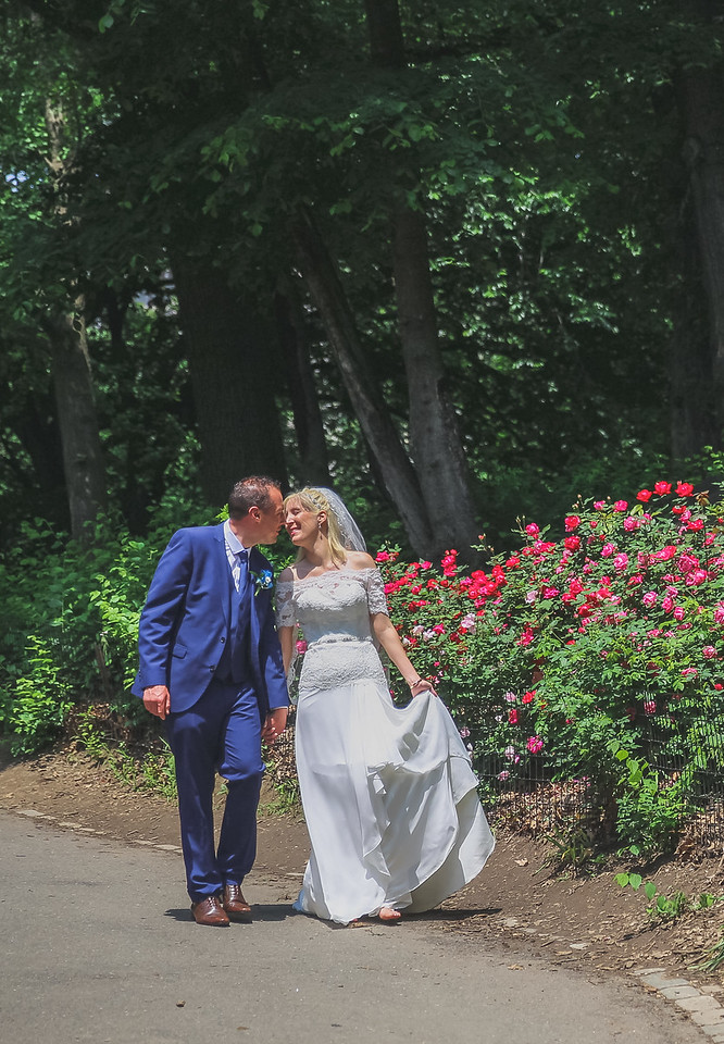 Central Park Wedding - Charlotte & Nathan-168