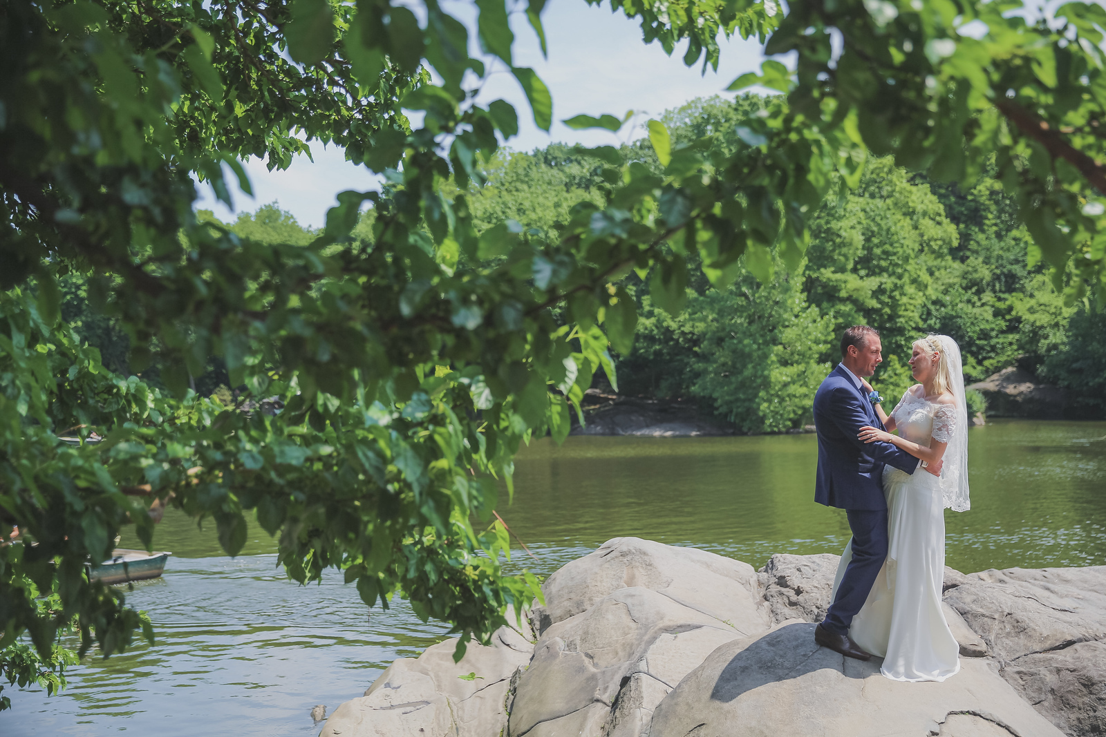 Central Park Wedding - Charlotte & Nathan-115