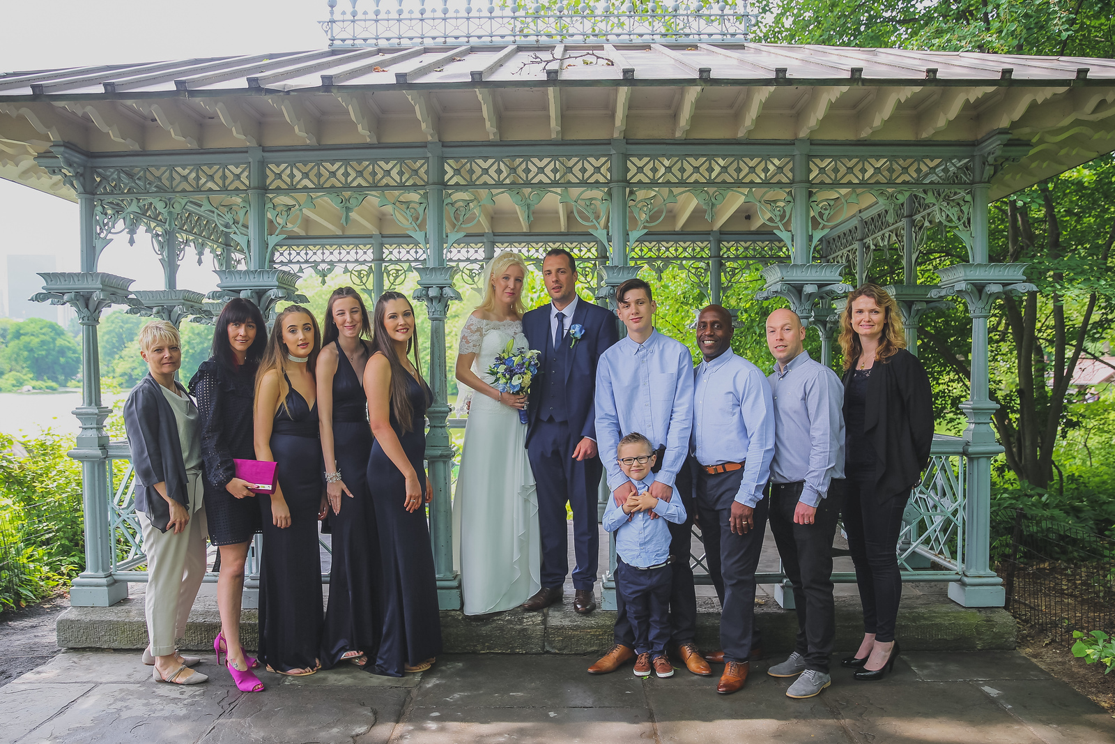 Central Park Wedding - Charlotte & Nathan-65
