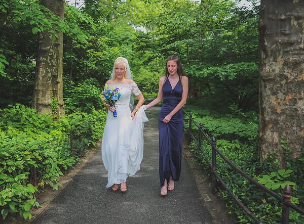 Central Park Wedding - Charlotte & Nathan-6