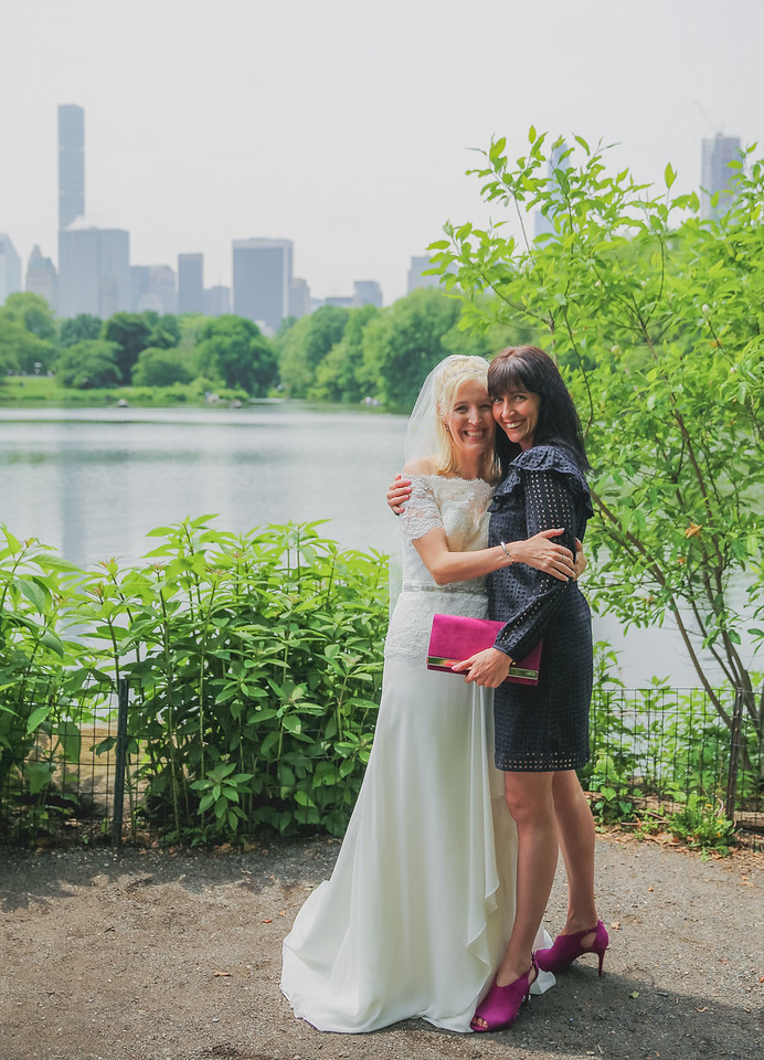 Central Park Wedding - Charlotte & Nathan-74