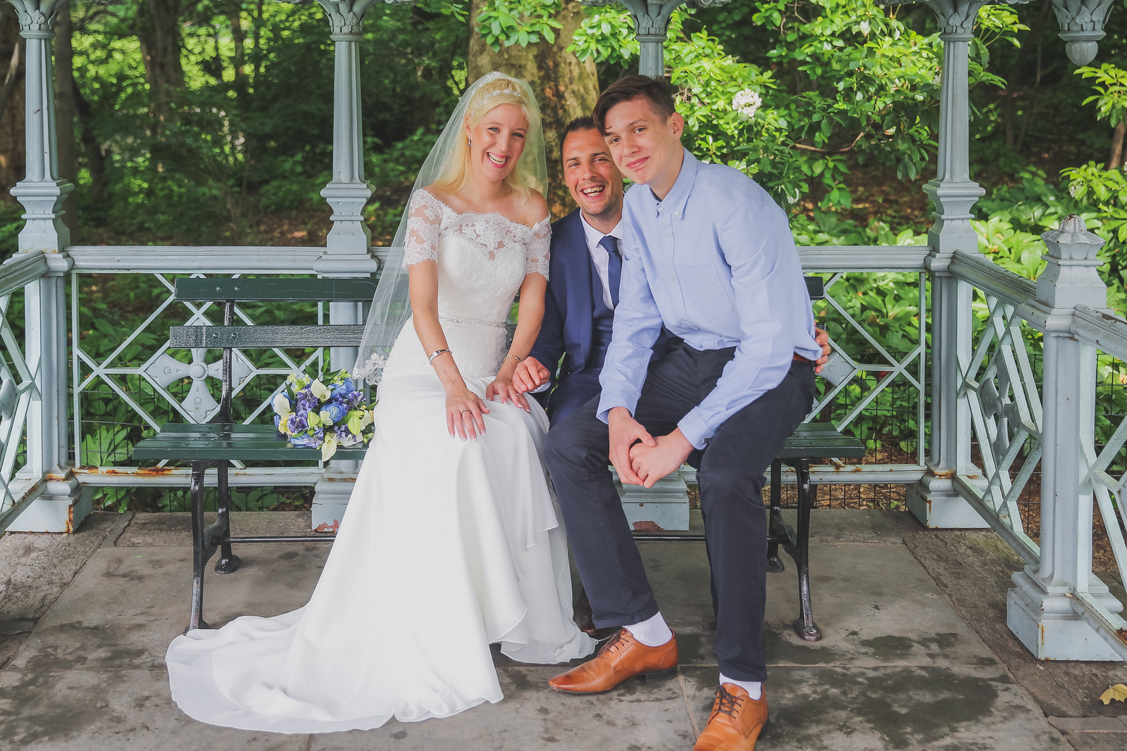 Central Park Wedding - Charlotte & Nathan-48