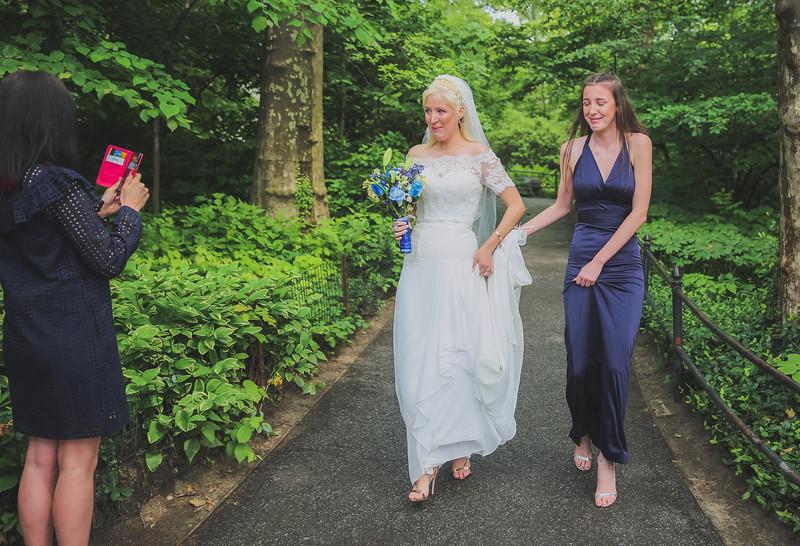 Central Park Wedding - Charlotte & Nathan-7