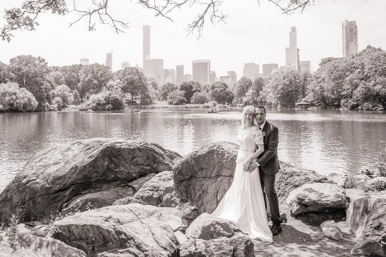 Central Park Wedding - Charlotte & Nathan-116