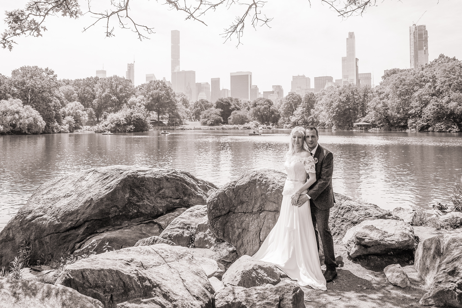 Central Park Wedding - Charlotte & Nathan-116