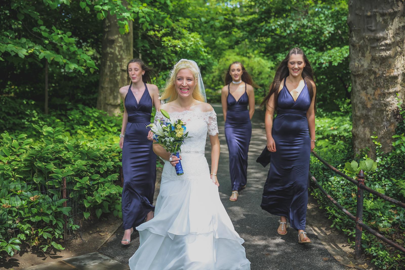Central Park Wedding - Charlotte & Nathan-98
