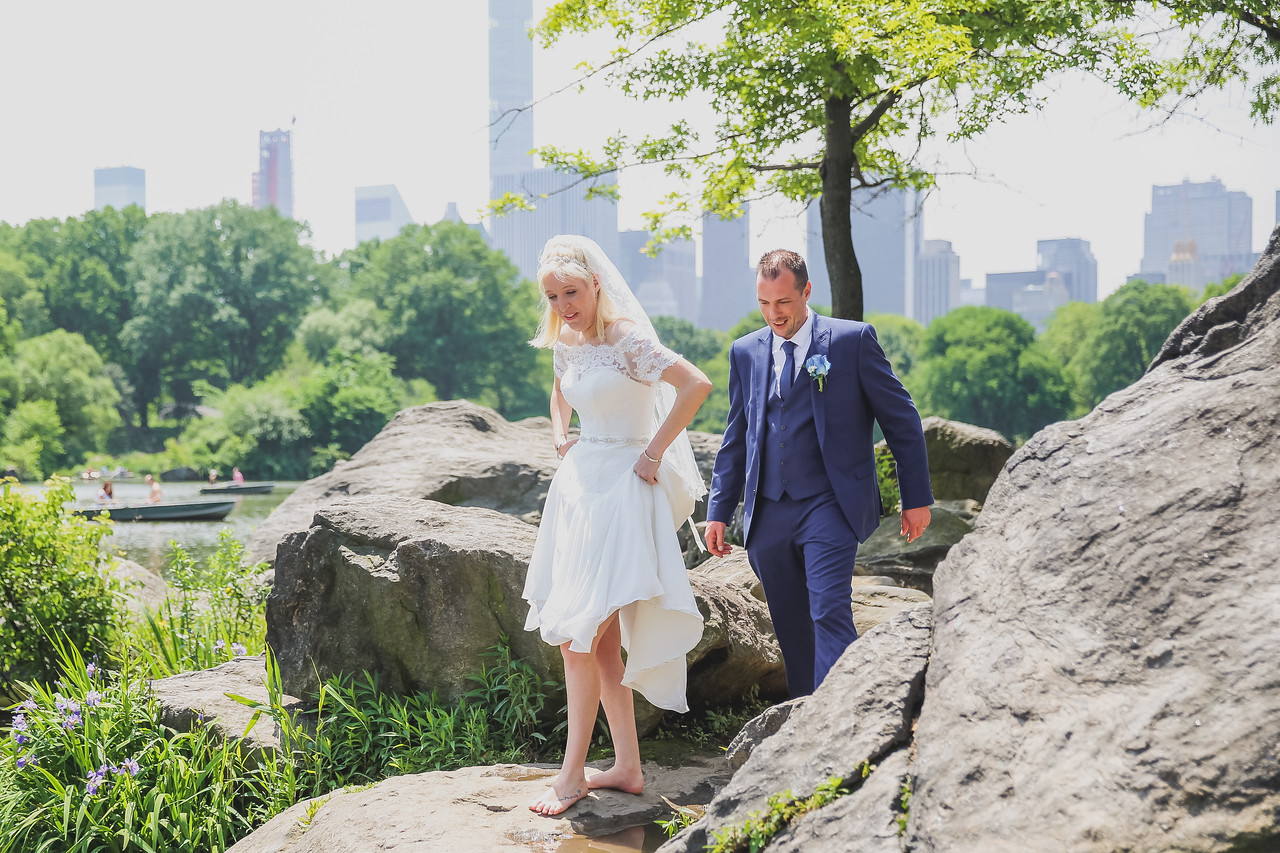 Central Park Wedding - Charlotte & Nathan-133
