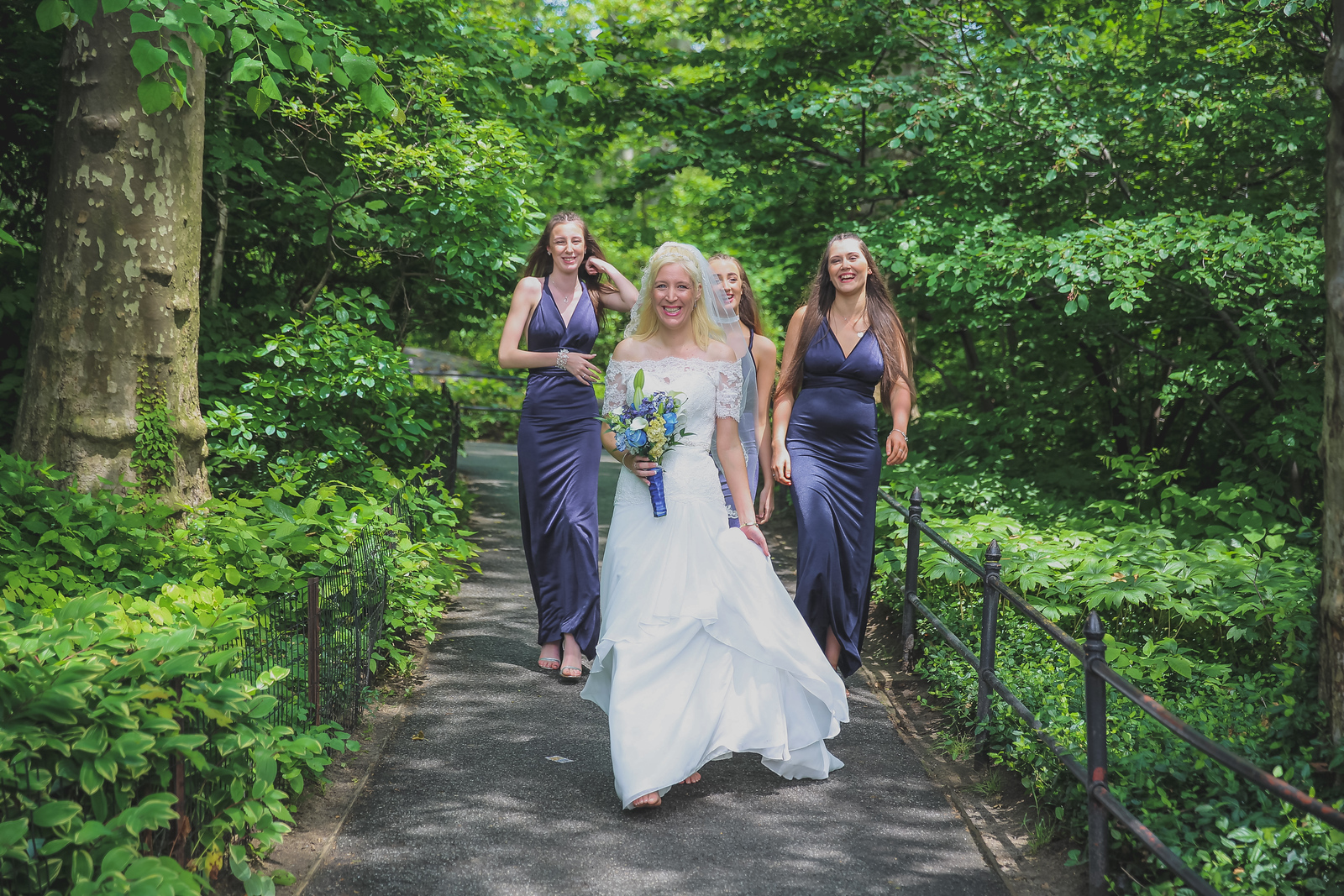 Central Park Wedding - Charlotte & Nathan-93