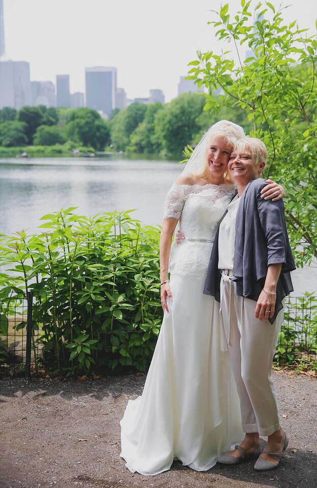 Central Park Wedding - Charlotte & Nathan-75